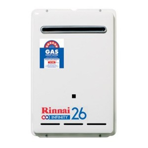 Rinnai Infinity 26 continuous flow instantaneous hot water system