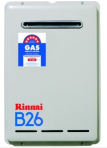 Cheapest Rinnai B26 Builders 26 continuous flow hot water heater